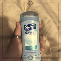 Suave® Fresh Invisible Solid Antiperspirant Deodorant uploaded by Bailey G.