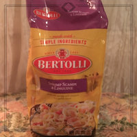 Bertolli® Classic Meal for Two Shrimp Scampi & Linguine uploaded by Jill R.