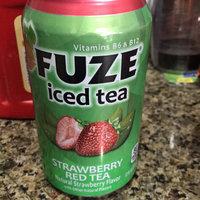 Fuze Strawberry Red Tea Iced Tea uploaded by Joann P.