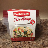 Rubbermaid Take Alongs Deep Squares Containers + Lids 5.2 cups - 4 CT uploaded by Miranda F.