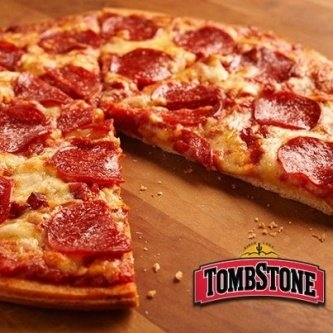 Tombstone Pizza  uploaded by Catherine M.
