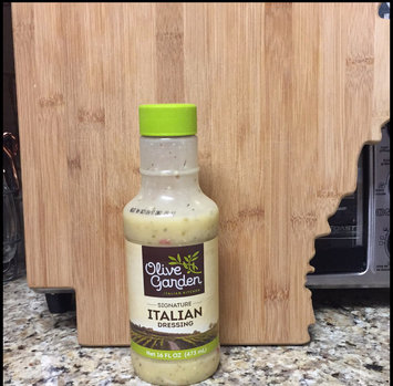 Photo of Olive Garden® Italian Restaurant Signature Italian Dressing uploaded by Amber B.