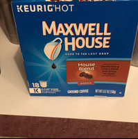 Maxwell House Blend Cafe Collection Medium Roast Coffee K-Cup uploaded by Melaney M.