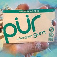 Pur Wintergreen Gum uploaded by Gabriela P.