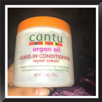 Photo of Cantu Argan Oil Leave In Conditioning Repair Cream uploaded by Alba V.