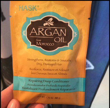 Hask Argan Oil Intense Deep Conditioning Hair Treatment uploaded by Stephanie C.