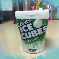 ICE BREAKERS ICE CUBES SPEARMINT GUM uploaded by Arineth P.