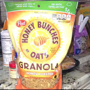 Honey Bunches of Oats Granola - Honey Roasted uploaded by Ashley S.