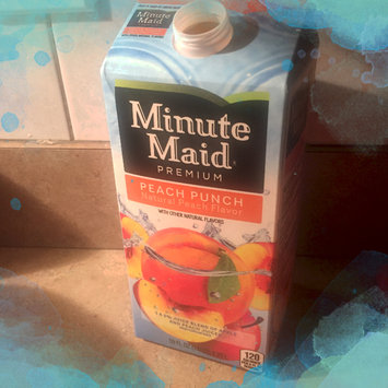Photo of Minute Maid® Premium Peach Punch uploaded by Darlyn N.
