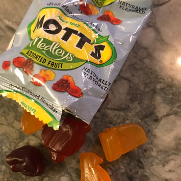 Photo of Mott's® Medleys Assorted Fruit Flavored Snacks uploaded by Suzanne M.