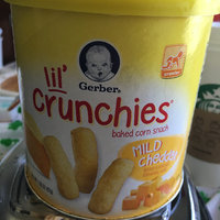 Gerber® Lil' Crunchies® Garden Tomato uploaded by Cindy V.
