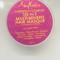 SheaMoisture Superfruit Complex 10-In-1 Renewal System Shampoo uploaded by Oludamilola A.