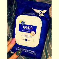 Yes To Blueberries Cleansing Facial Wipes uploaded by Audrionna A.