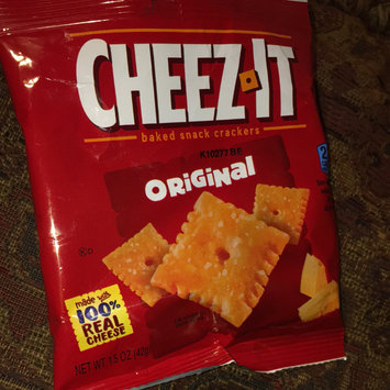 Cheez-It® Original Baked Snack Crackers uploaded by Melanie B.