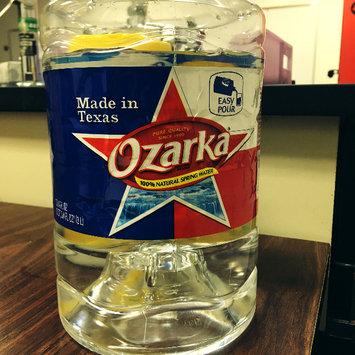 Photo of Ozarka® 100% Natural Spring Water uploaded by Viri J.