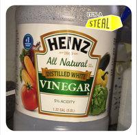 Heinz Distilled White Vinegar uploaded by Danielle S.