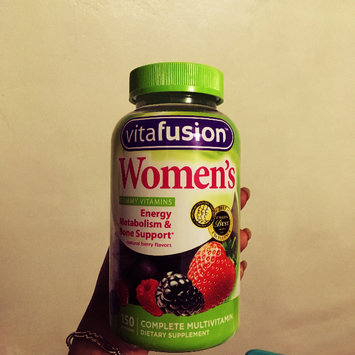 Photo of MISC BRANDS Vitafusion Women's Gummy Vitamins Complete MultiVitamin Formula uploaded by Jennifer R.