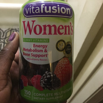 Photo of MISC BRANDS Vitafusion Women's Gummy Vitamins Complete MultiVitamin Formula uploaded by Moonyalondon H.