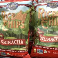 Lundberg® Sriracha Rice Chips uploaded by Tricia C.