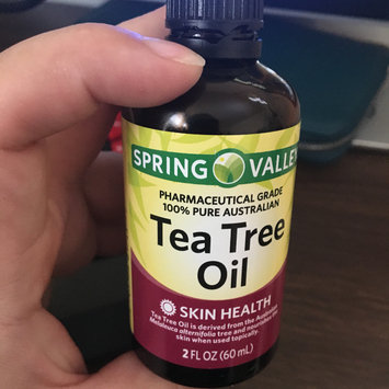 Photo of Spring Valley Pharmaceutical Grade Tea Tree Oil 2 fl oz uploaded by Carrie S.