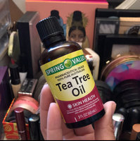 Spring Valley Pharmaceutical Grade Tea Tree Oil 2 fl oz uploaded by Genny E.
