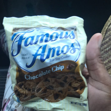 Photo of Famous Amos® Chocolate Chip Cookies uploaded by Maneisha C.