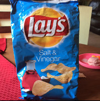 LAY'S® Salt & Vinegar Flavored Potato Chips uploaded by Hilliary E.