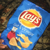 LAY'S® Salt & Vinegar Flavored Potato Chips uploaded by Laura D.