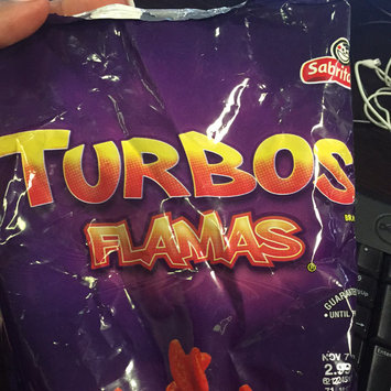 Photo of Sabritas® Turbos® Flamas® Flavored Corn Snacks uploaded by Shayy P.