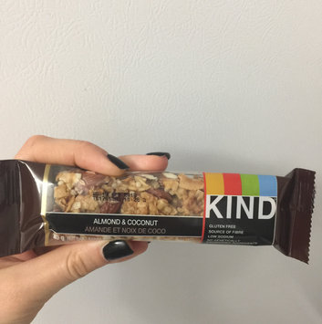 Photo of KIND® Granola Bar Vanilla Blueberry uploaded by Anastasia K.