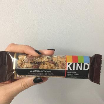 Photo of KIND® Granola Bar Vanilla Blueberry uploaded by Anastasia K.