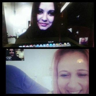 Photo of Skype  uploaded by Ayesha J.