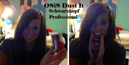 Schwarzkopf Professional OSiS+ Dust It Mattifying Powder uploaded by Kristen K.