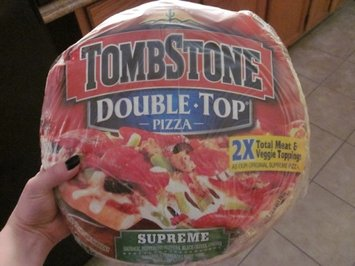 Tombstone Pizza  image uploaded by Carmen B.