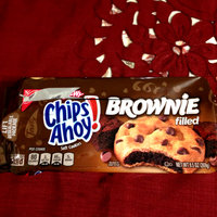 Nabisco Chips Ahoy! Chewy Brownie Soft Cookies uploaded by Nka k.