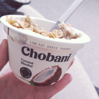 Chobani® Blended Coconut uploaded by Maria L.