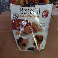 Purina Beneful Baked Delights Hugs Dog Snacks 8.5 oz. Pouch uploaded by Angie R.