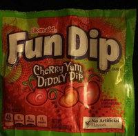 WONKA FUN DIP Cherry Yum Diddly Dip uploaded by Skylar H.