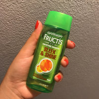Garnier Fructis Sleek & Shine Shampoo uploaded by Jadiena D.