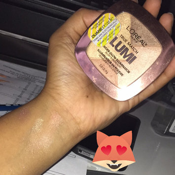 L'Oréal® Paris True Match Lumi Powder Glow Illuminator uploaded by fatima carolina t.