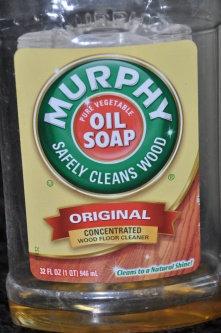 Murphy's Oil Soap uploaded by Mary J.