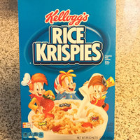 Kellogg's Rice Krispies Cereal uploaded by Missy E.