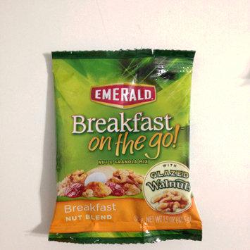 Photo of Emerald® Breakfast on the Go!™ Breakfast Nut Blend Nut & Granola Mix 1.5 oz. Bag uploaded by Nka k.