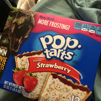 Kellogg's Pop-Tarts Frosted Strawberry Toaster Pastries uploaded by EMILY B.