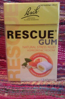 Photo of Rescue® Remedy  Natural Stress Relief Gum uploaded by Daphney S.
