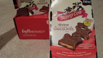 Skinny Cow Divine Caramel Filled Chocolates uploaded by Brittany W.