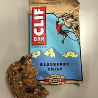 Clif Bar Blueberry Crisp uploaded by Kait S.
