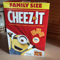 Cheez-It® Marvel Avengers Age of Ultron Baked Snack Crackers uploaded by Angie R.