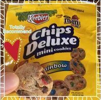 Keebler Chips Deluxe Rainbow Mini Cookies uploaded by Danielle S.