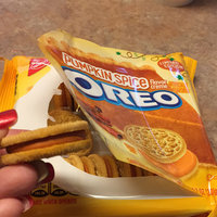 Nabisco Oreo Pumpkin Spice Creme Sandwich Cookies uploaded by Donnamarie L.